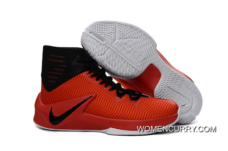 da90dd01bd34 Shop Discount Nike Zoom Clear Out University Red Black Bright Crimson White  black