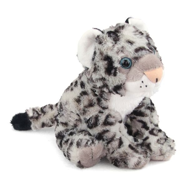 Cuddlekins Baby Snow Leopard Stuffed Animal By Wild Republic At