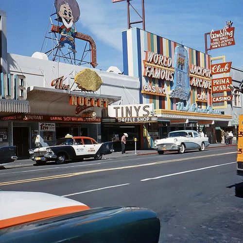 Pin By Chad Syme On Americana Reno Nevada Old Vegas Romantic City