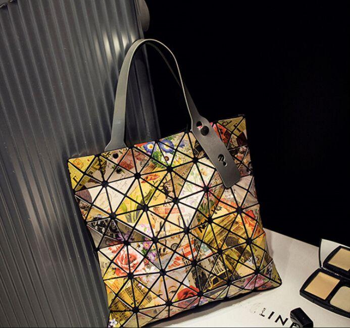 afaa6677257a Hot Sale BAOBAO Bag Folding Handbag fashion handbags Bao Bao Bag Fashion  Casual Tote Fashion Women Shoulder Bag Japan Quality  Affiliate