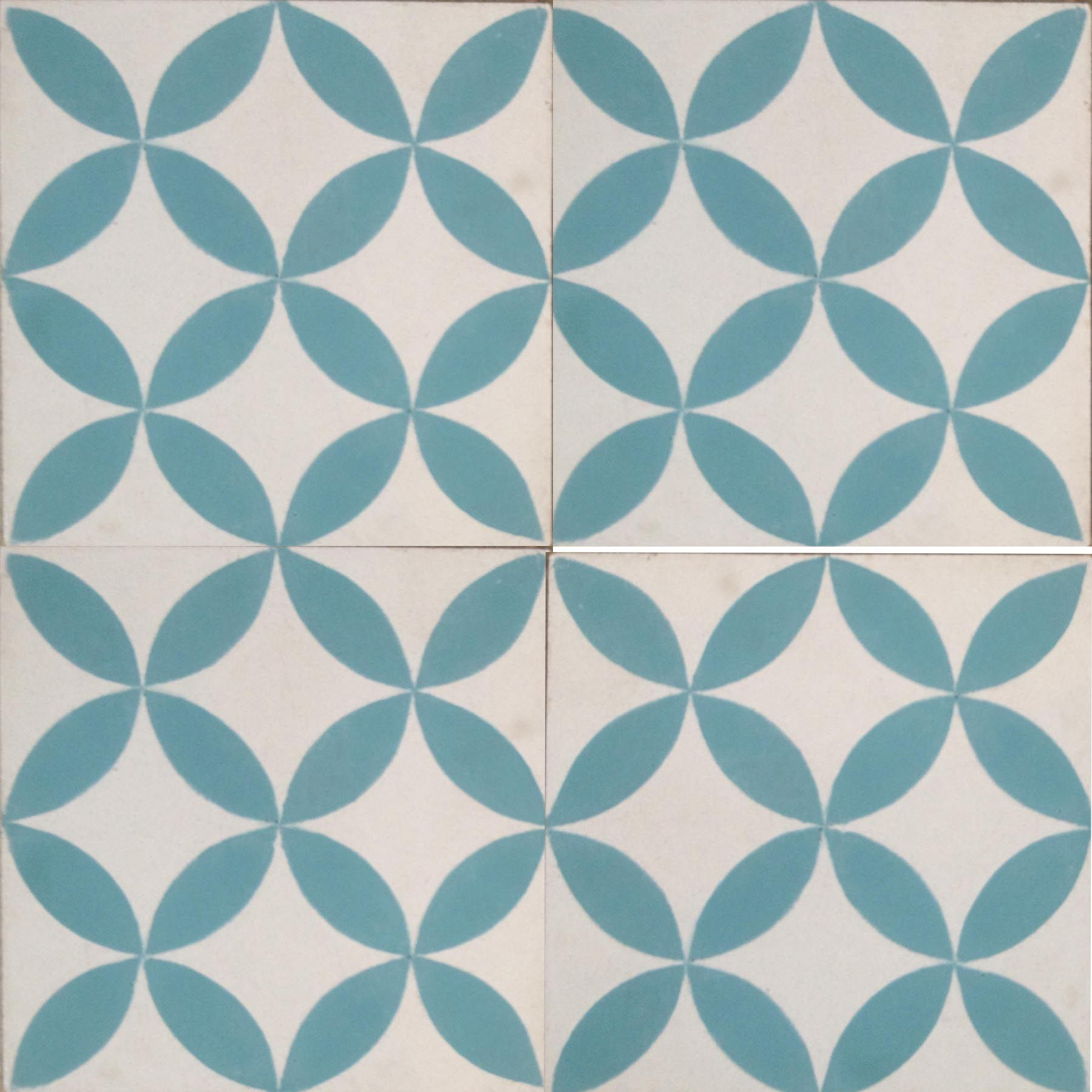 Kitchen Tiles Lincoln petals blue encaustic tile - kids bathroom? | lincoln remodel