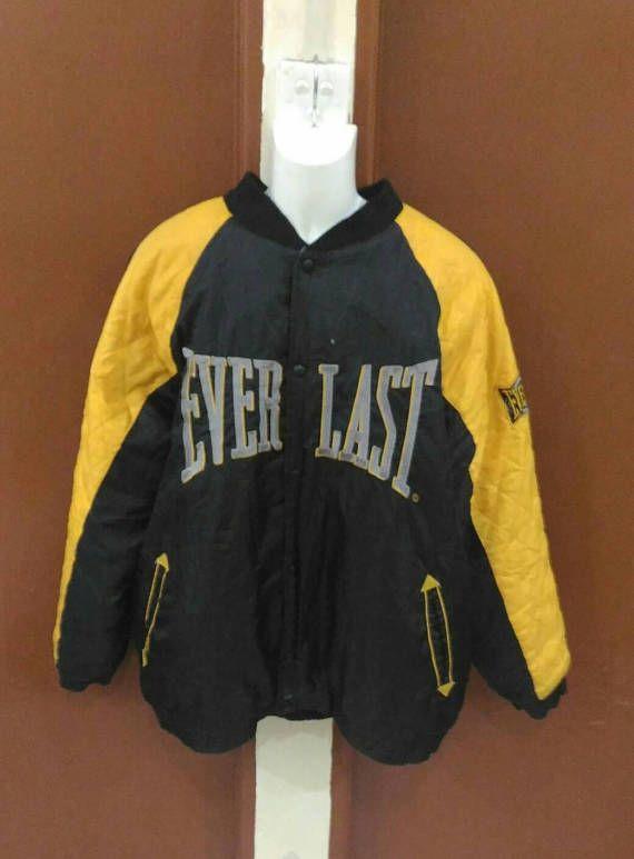 Vintage Everlast Windbreaker HSEWYlZ