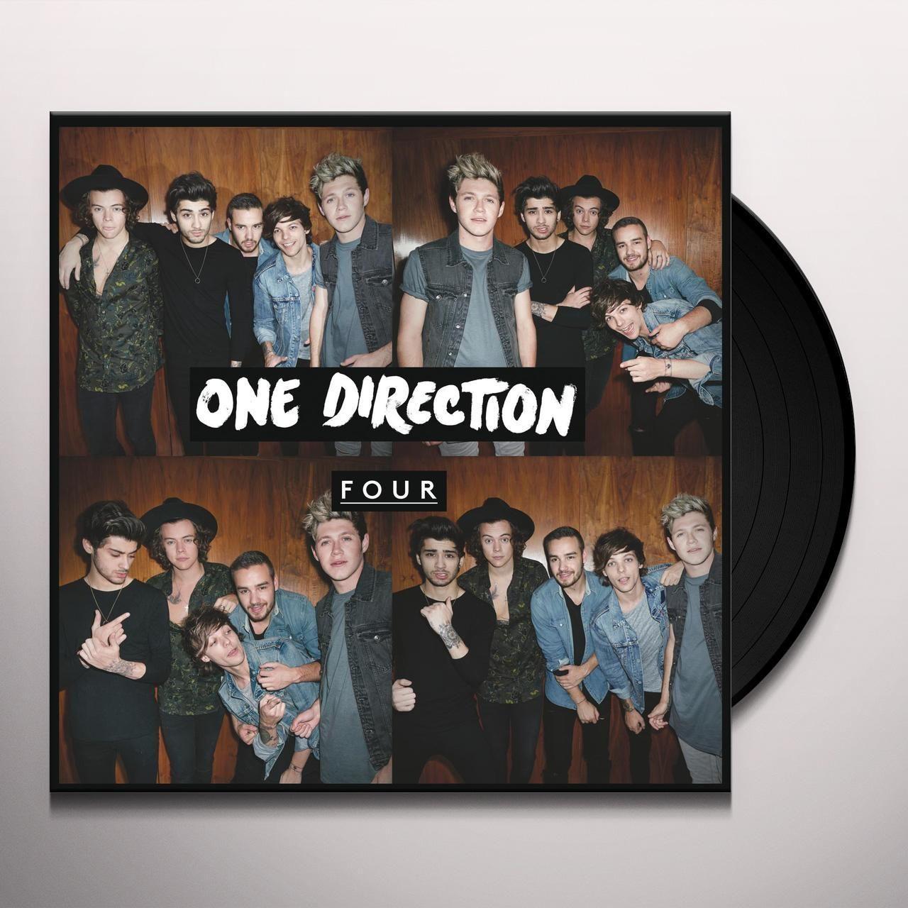 One Direction FOUR Vinyl Record - Gatefold Sleeve #onedirection2014