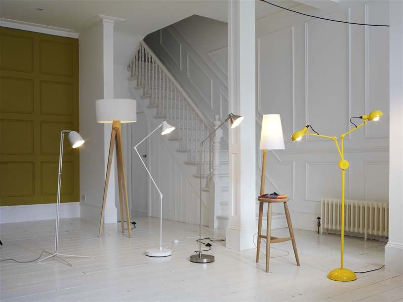 From Quirky To Traditional Floor Lamps Habitat Oak Floor Lamp Floor Lamp Tripod Floor Lamps