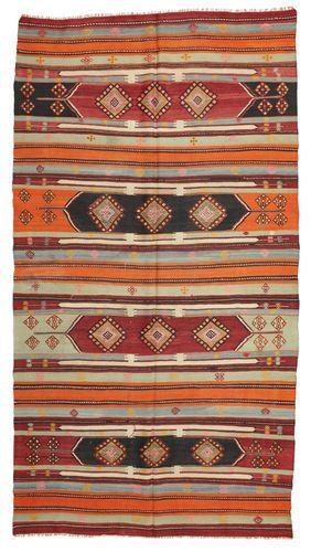 Kelim semiantiikki Turkey 177x328 - CarpetVista