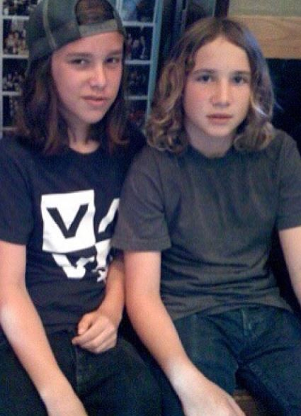 Mikey Margott and Zach Abels / the nbhd / the neighbourhood. this picture is the only reason im alive.