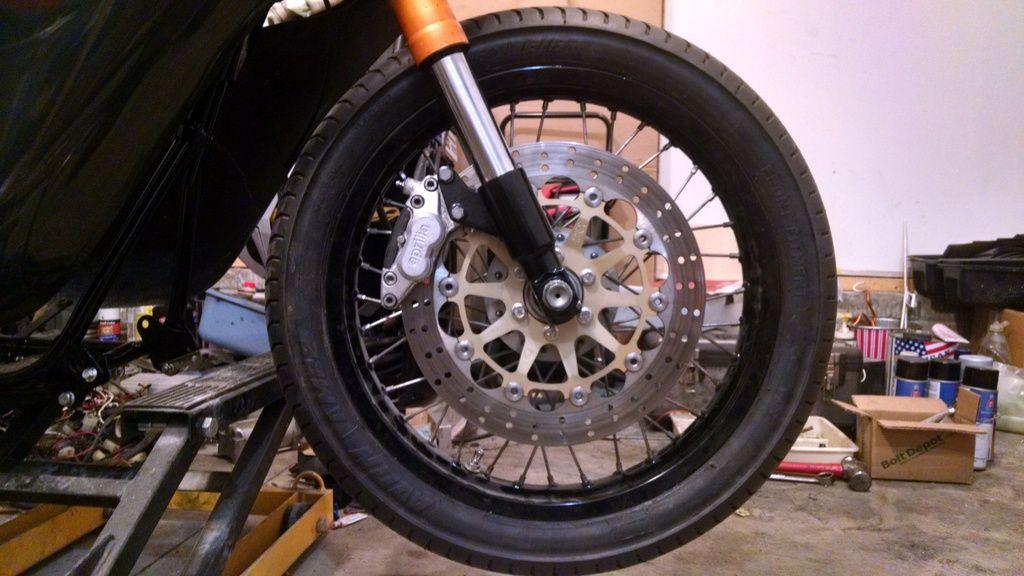 Yamaha xs400 race motorcycle  Not a cafe racer  Full fairing