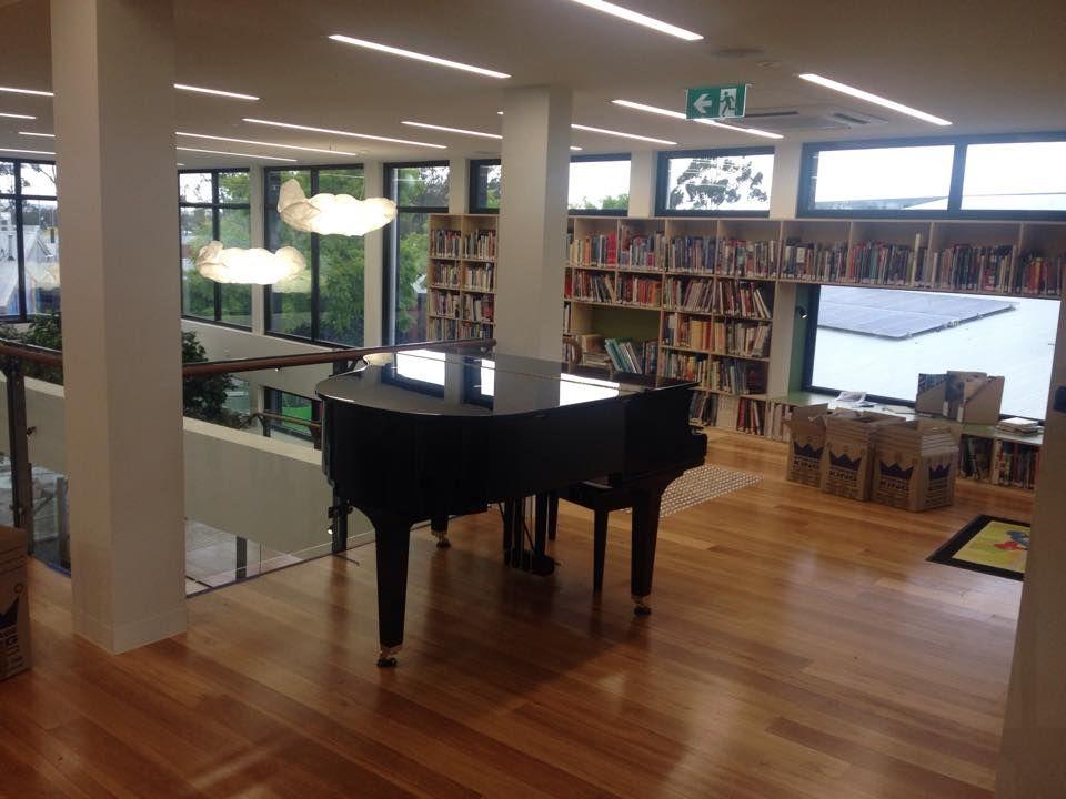 Classroom Design Australia : Crc sydenham victoria australia learning common and