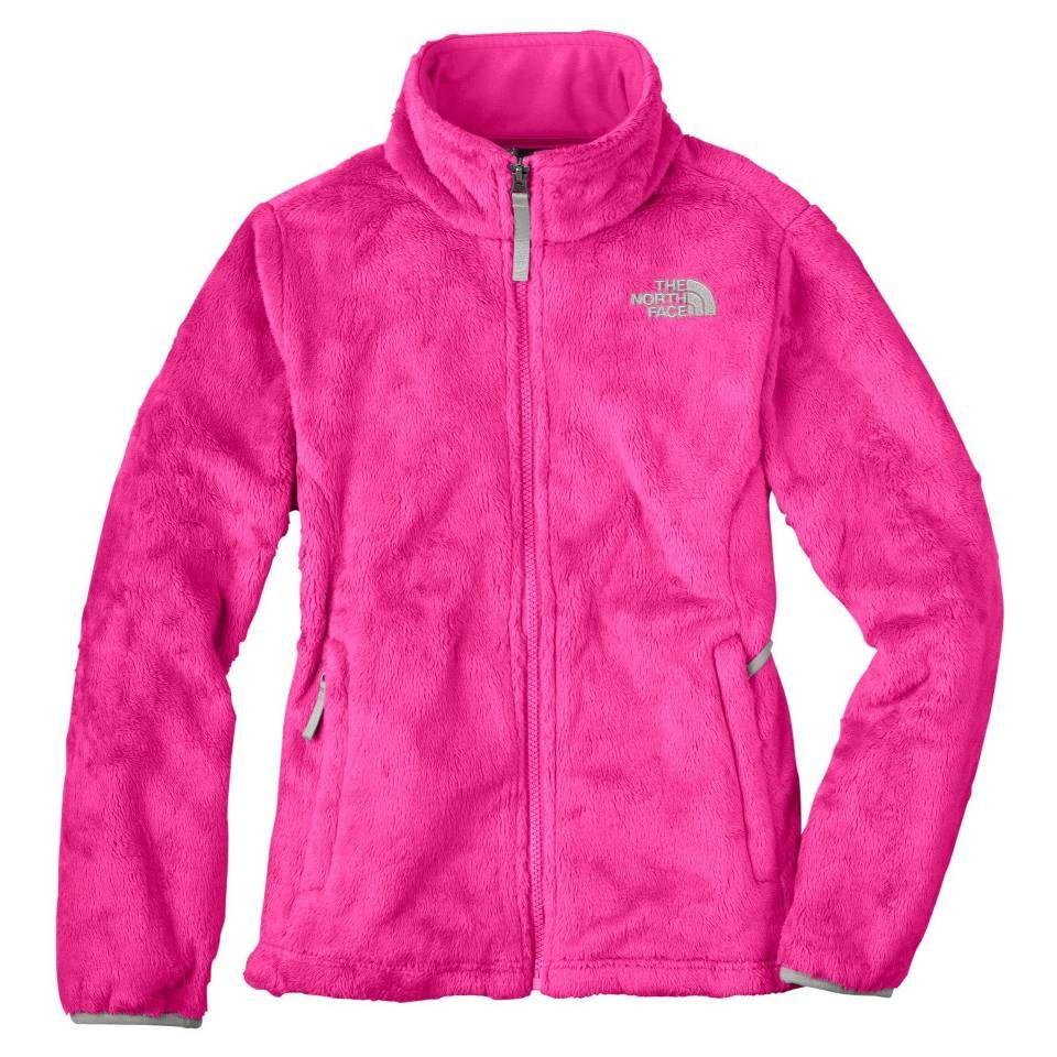 20d02beef Pink fuzzy North Face jacket!!(; I SOOOO WANT THIS JACKET ...