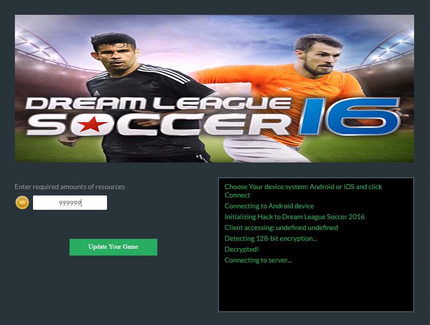 Dream League Soccer 2016 In 2020 Ios Games Play Hacks Generation