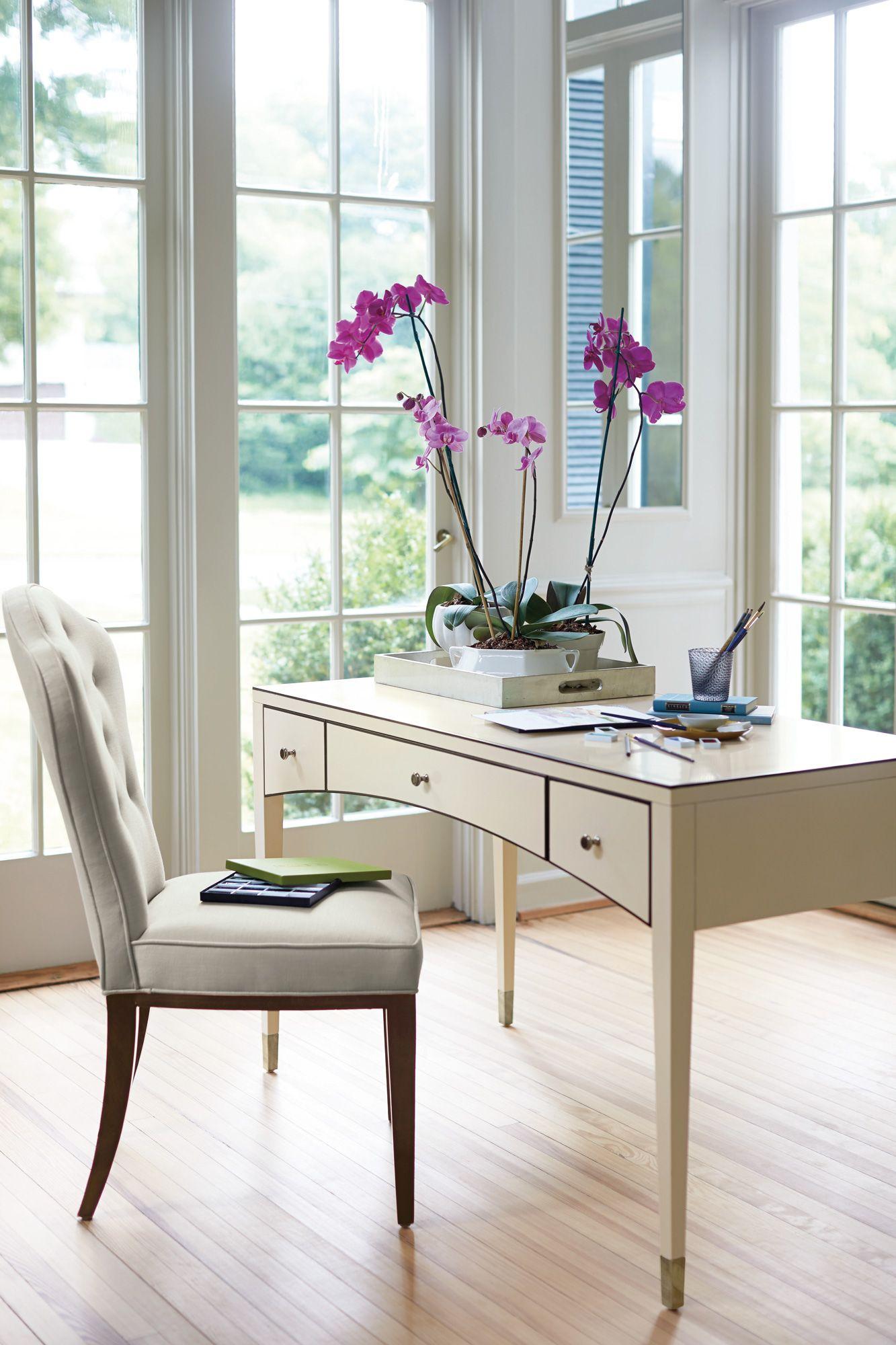 haven home office   bernhardt   furniture__desk   pinterest   room set