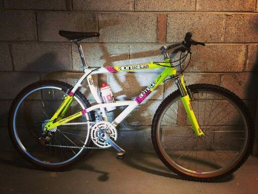Alpinestars Al Mega Dx Vintage Mountain Bike Retro Bike Vintage Bikes