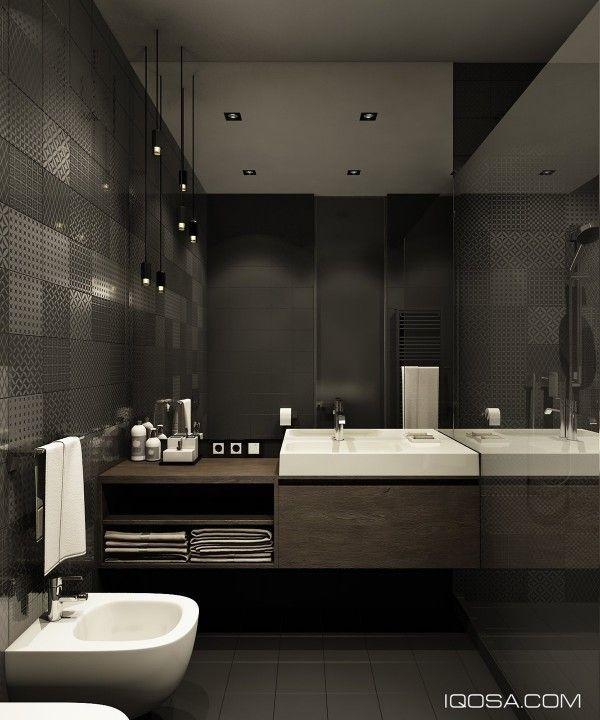 Design a chic modern space around a brick accent wall interior design ideas bloglovin
