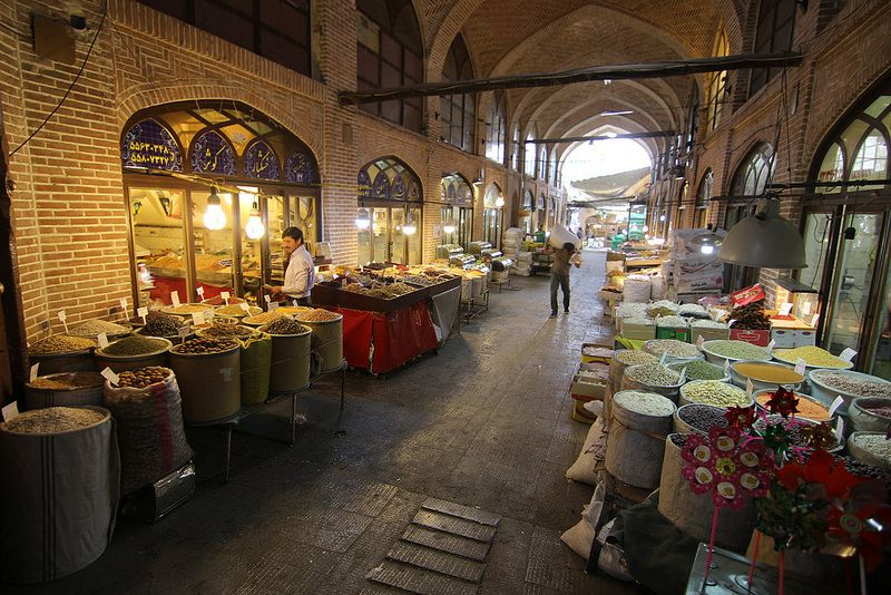 Spice shops, tehran bazar. | by sharghzadeh
