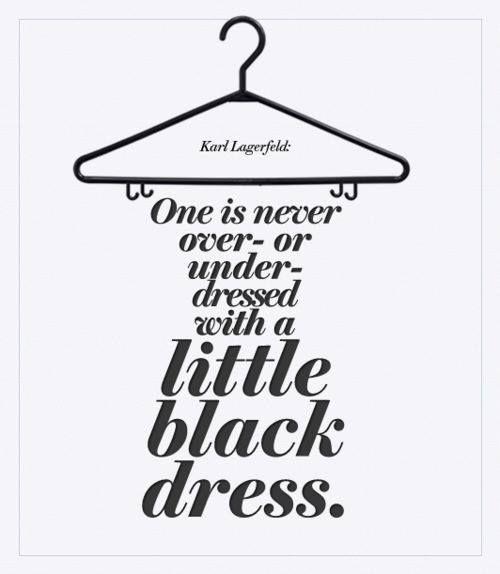 #little #black #dress #quotes