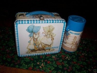 Holly Hobbie was a girl's answer to the one of the most popular shows on TV in the 1970's, Little House on the Prairie. Little House didn't have any promotional items to buy that I remember. Nowadays there would be dolls and playsets and action figures I'm sure.