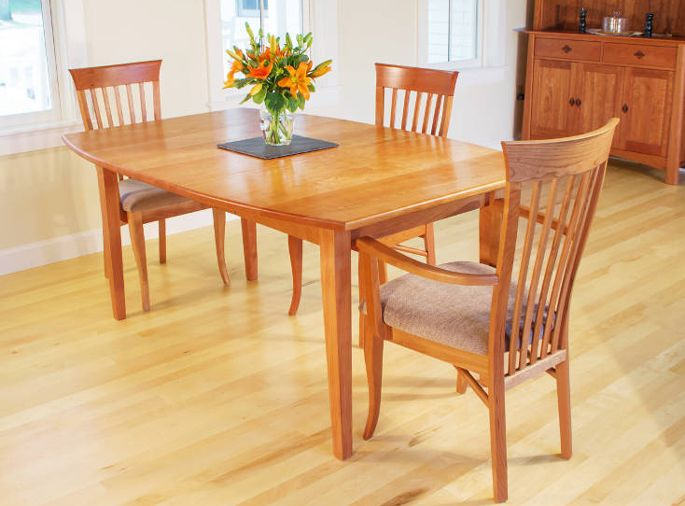 Shaker Dining Furniture Sale   Handmade in Vermont   Solid Cherry Wood  Tables and Chairs. Shaker Dining Furniture Sale   Handmade in Vermont   Solid Cherry