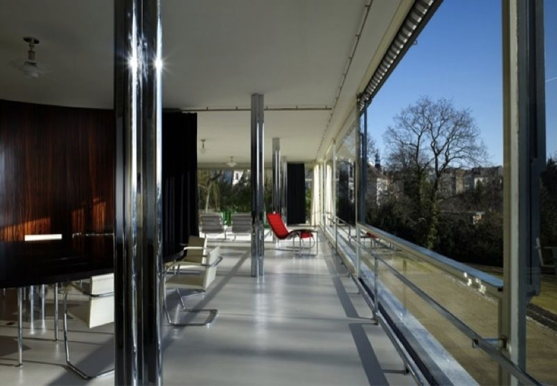 Mvdr Tugendhat Emmanuelle Et Laurent Beaudouin Architectes