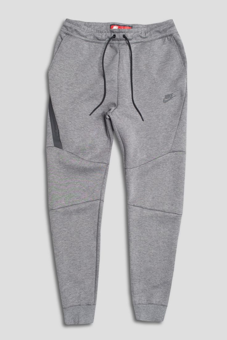 cb420a8e4f The Nike Sportswear Tech Fleece Men's Joggers give you all day comfort in a…