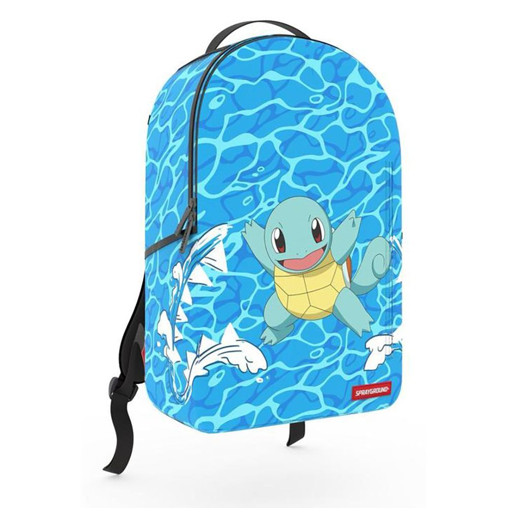 Introducing The Sprayground Pokemon Squirtle Backpack Featuring Everything You Would Expect From A Sprayground X Pokem Pokemon Backpack Blue Backpack Backpacks [ 1000 x 1000 Pixel ]