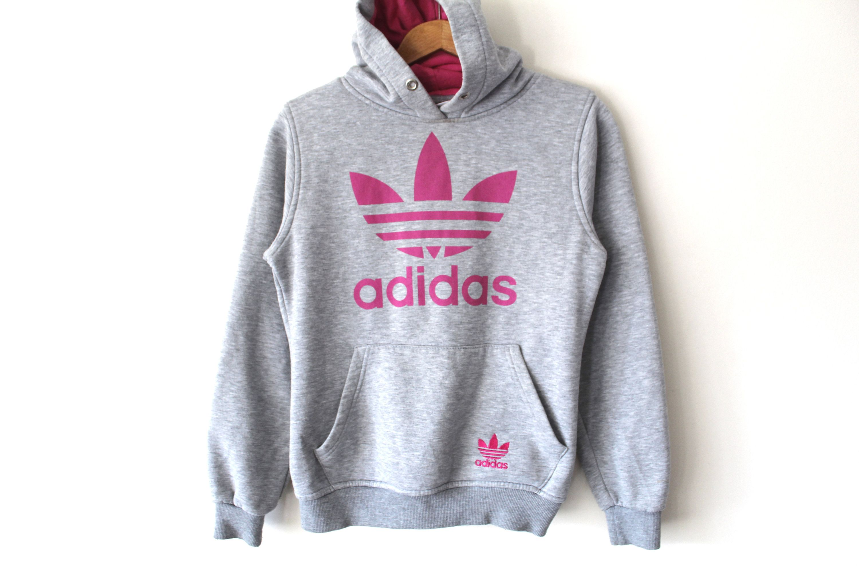 Vintage Adidas Sweatshirt Gray Pink Hoodie Trefoil Adidas Etsy Vintage Adidas Sweatshirt Adidas Sweatshirt Adidas Sweater [ 2000 x 3000 Pixel ]