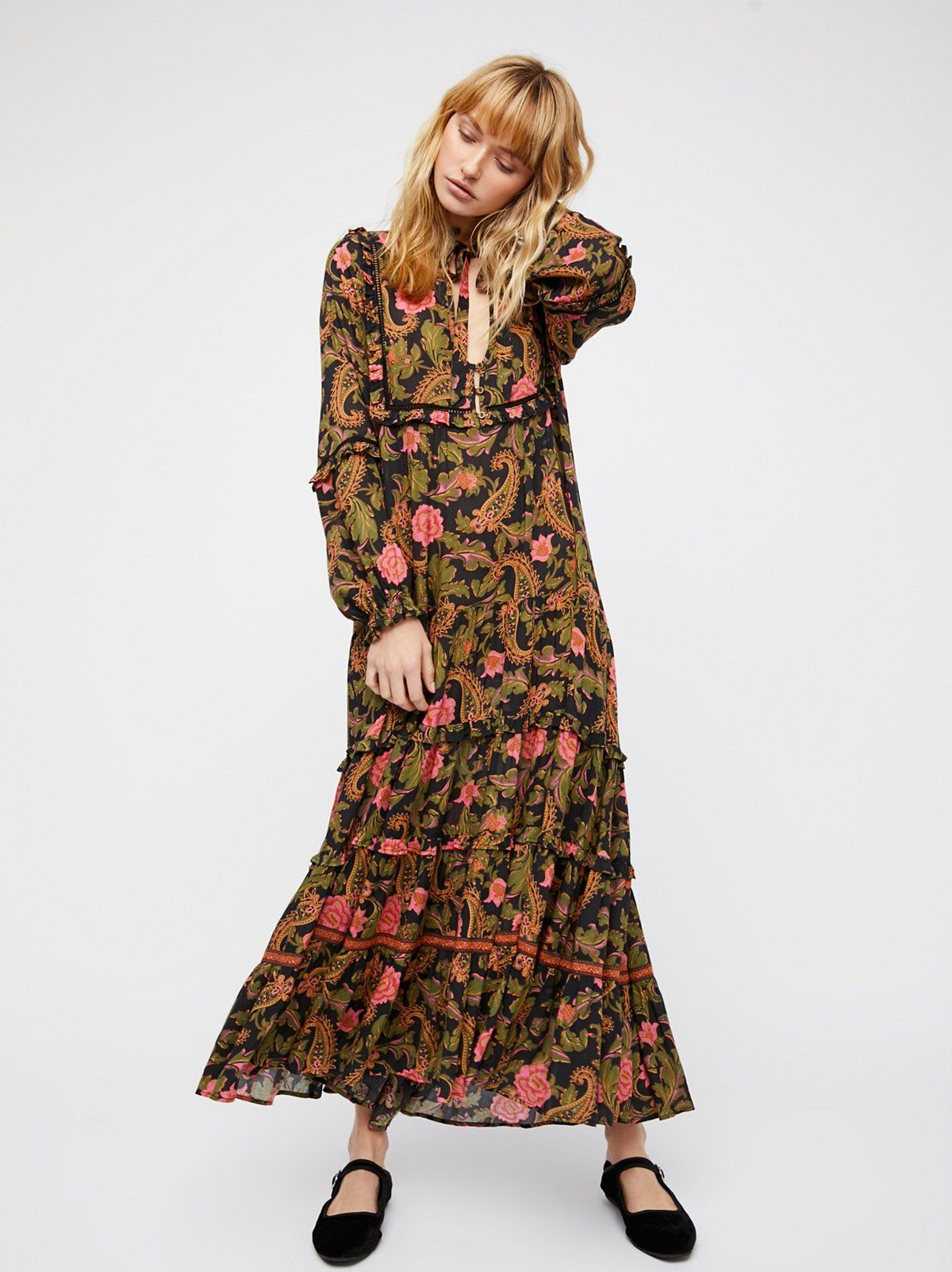 Etienne Maxi Dress Dream Closest Dresses Boho Dress Fashion