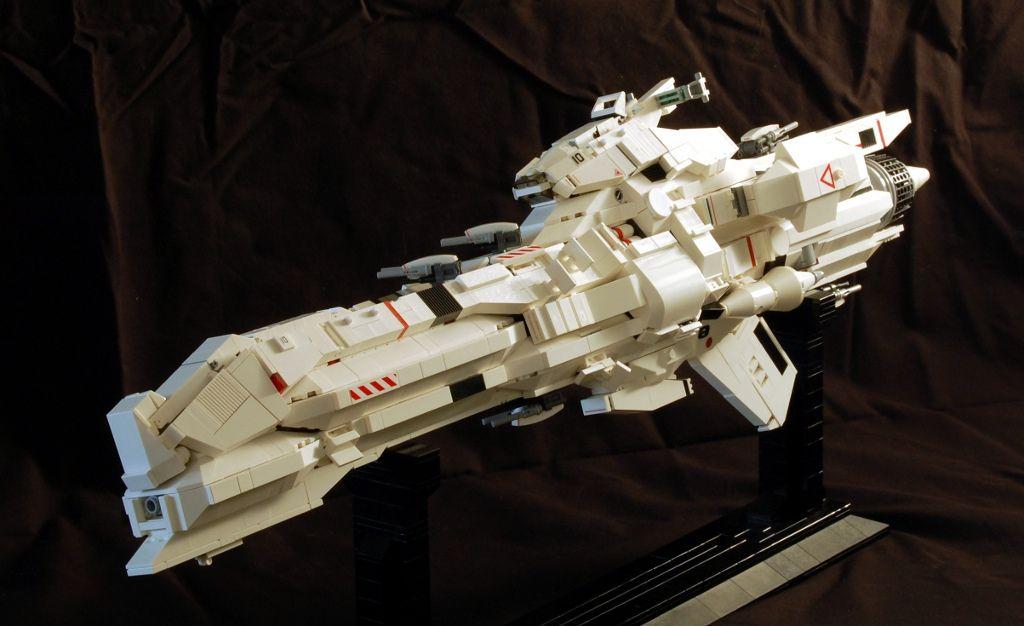 Heavy Corvette: Thakrar | por dasnewten