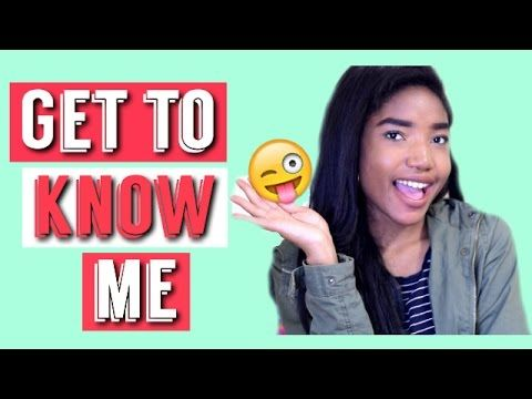 GET TO KNOW ME TAG| 25 QUESTIONS