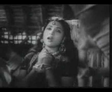 Lata - Mera Dil Ye Pukare Aaja - Nagin [1954] | Nice hindi film