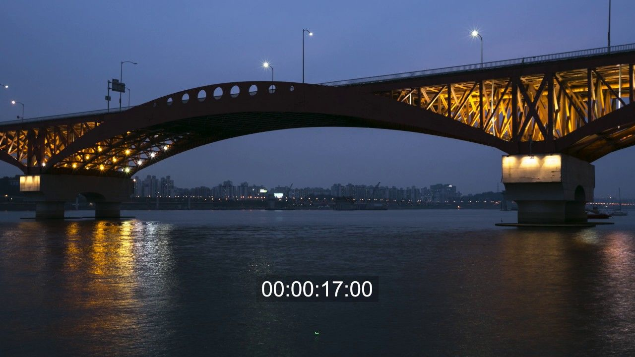 timelapse native shot : 14-06-09 한강망원샷-15 3840x2160