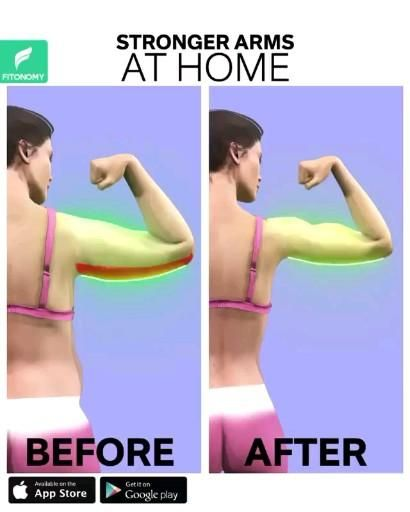 STRONGER ARMS AT HOME