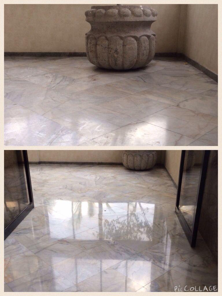 Pulido en piso de marmol italiano pulido de marmol for Pulido de pisos de marmol