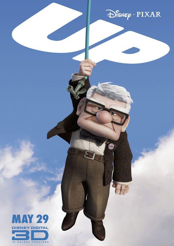 La Haut Affiche Bob Peterson Pete Docter Film D Animation Film Films Classiques