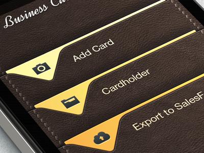 Abbyy Bcr 6 0 Iphone App Design App Design Inspiration Mobile App Design
