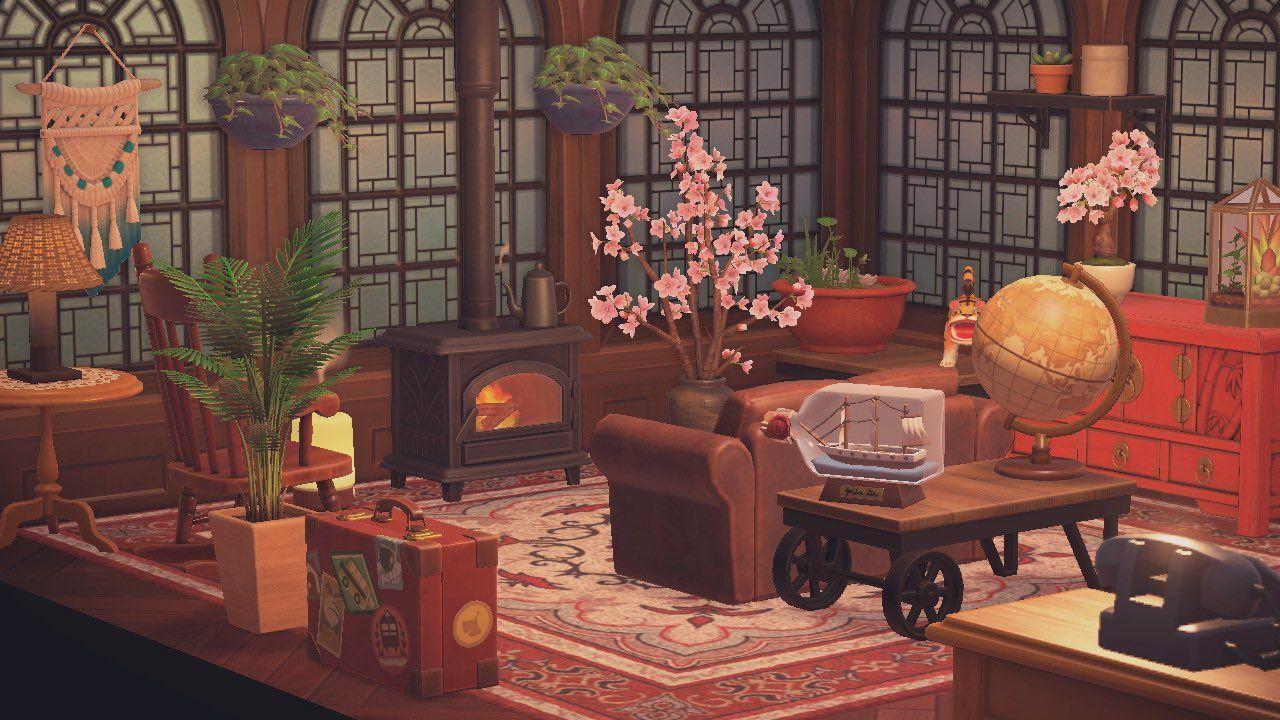 Sophie Goes Crossing On Twitter In 2021 Animal Crossing Villagers Asian Room New Animal Crossing