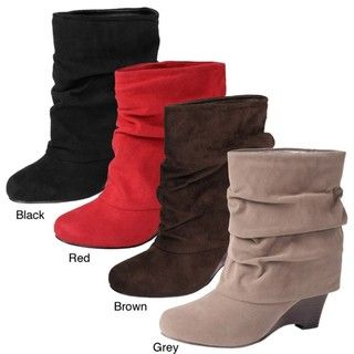 1000  images about wedge boot heels on Pinterest | Spring shoes ...