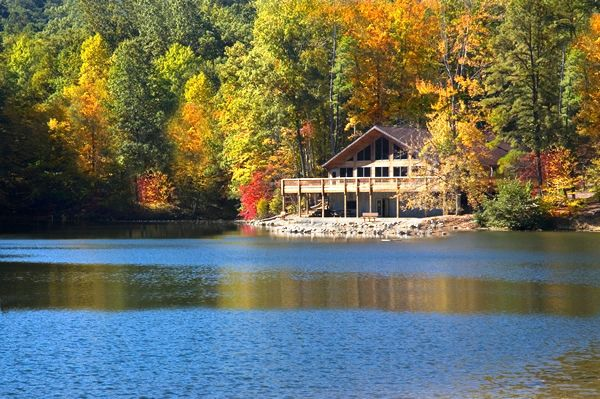 Post image for norris lake cabin rentals gatlinburg for Lake house photos gallery