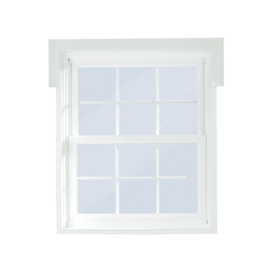 Sterling White Shower Wall Window Trim Kit At Lowes Com Window Trim Window In Shower