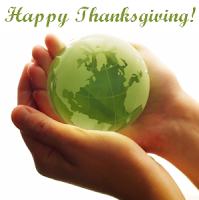 The GREEN MARKET ORACLE: A Thanksgiving Infused with Environmental Gratitude