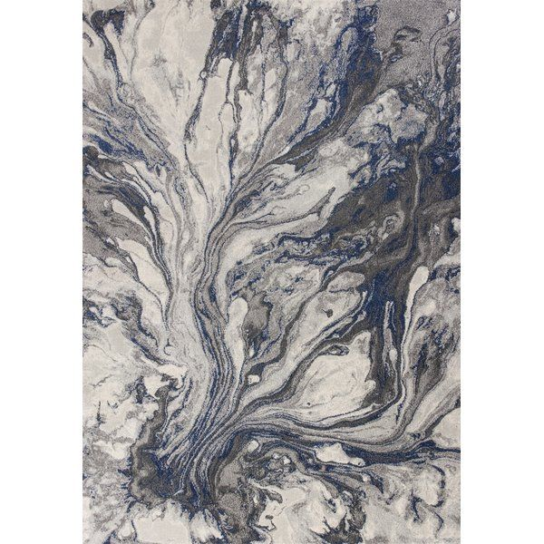 Kaia Gray Watercolors Area Rug Watercolor Rug Abstract Rug