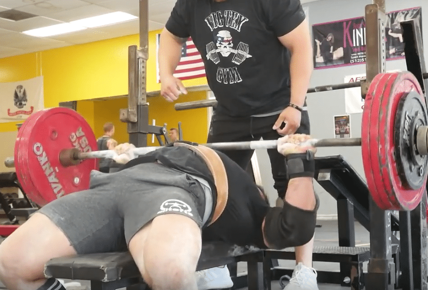 Perfecting Your Program Add Pounds To Your Bench Press Barbend Bench Press Weight Training Programs Gym Tips