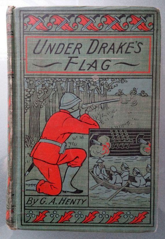 under drake s flag henty g a