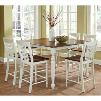 Costco: Winchester 7 Piece Counter Height Dining Set