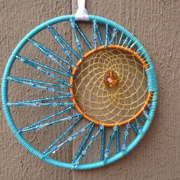 Beaded Dream Catchers Patterns different dreamcatcher weaves Google Search bead moon sun 26
