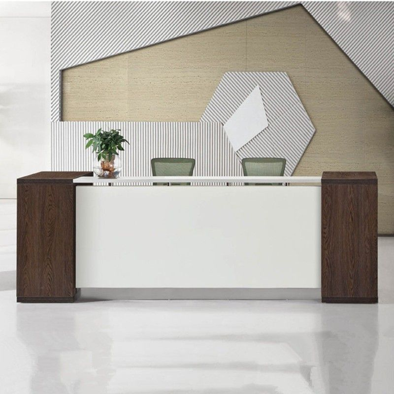 Excellent Quality Reception Desk Modern Wood Hospital Reception Desk   Buy Modern  Office Reception Desk,Curved Reception Desk,Reception Desk Modern Product  ...
