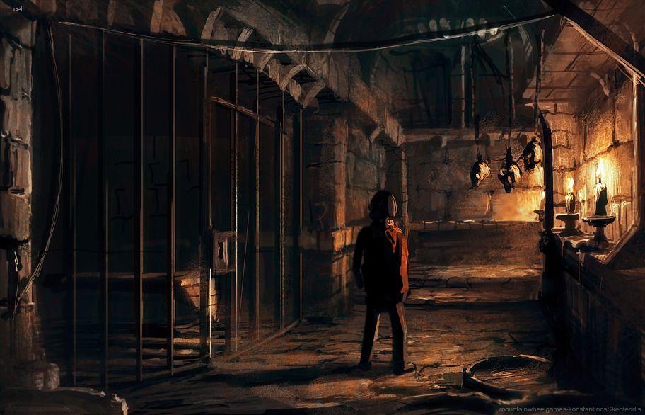 Image result for gladiator prisoner cell art | RPG Environments ...