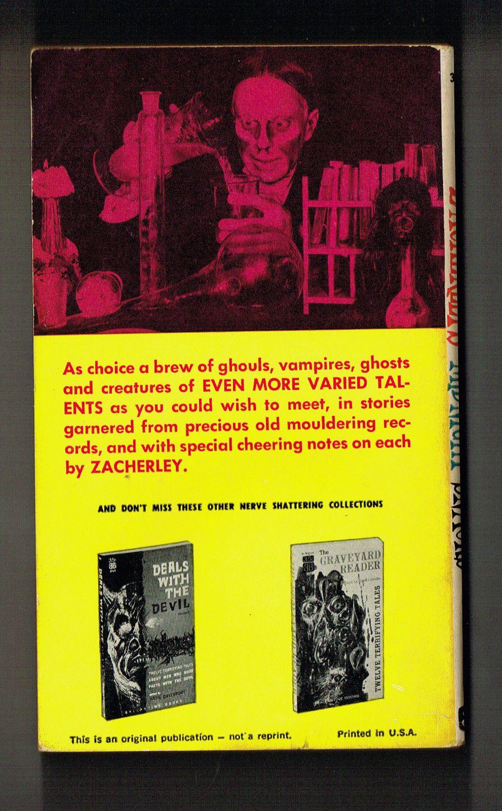 Zacherleys Midnight Monster Tales