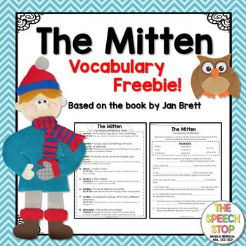 This free product includes a vocabulary reference sheet and fill - blank reference sheet