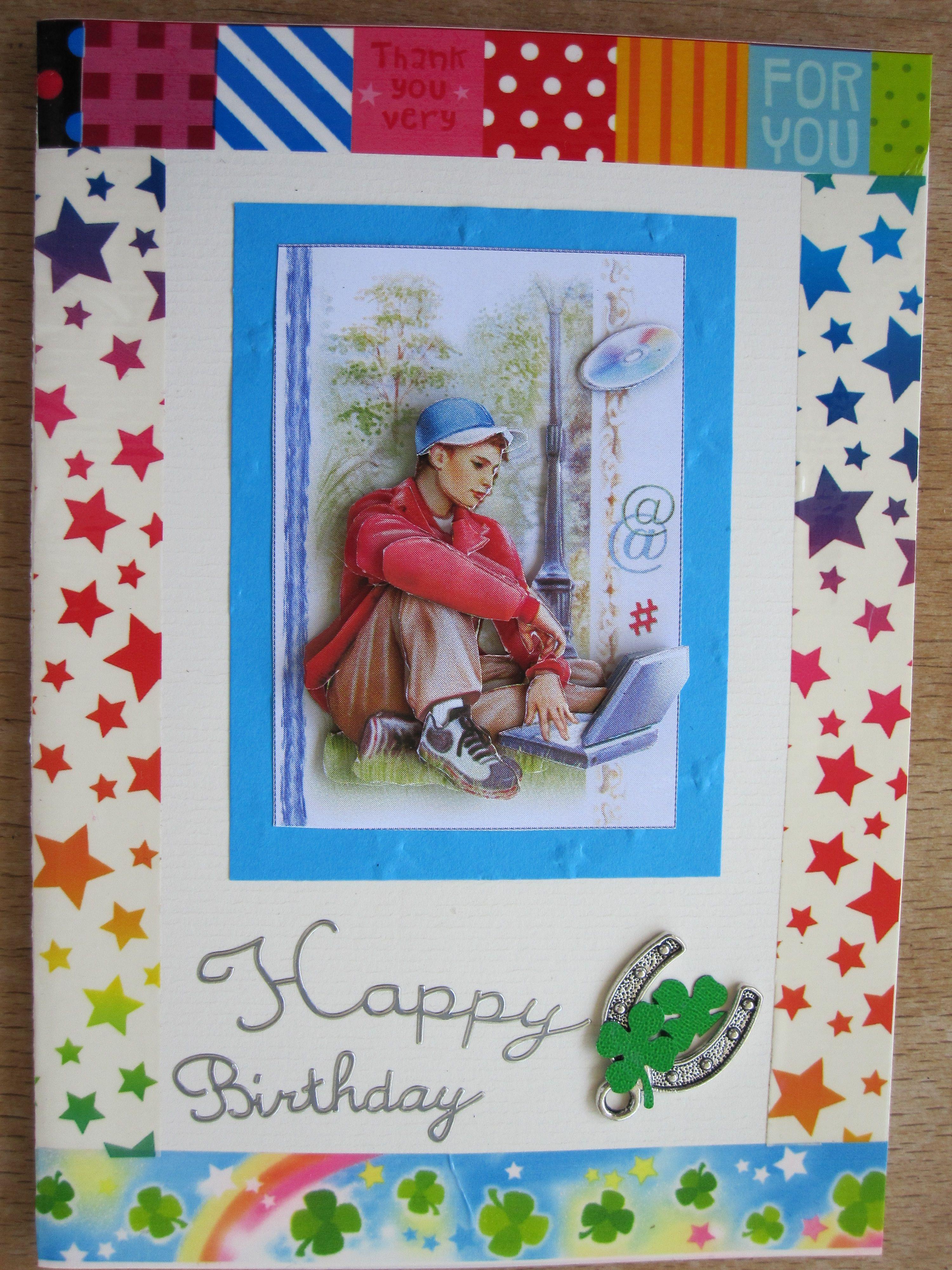 Happy Birthday Zum 19 Geburtstag Fur Mein Patenkind Patenkind