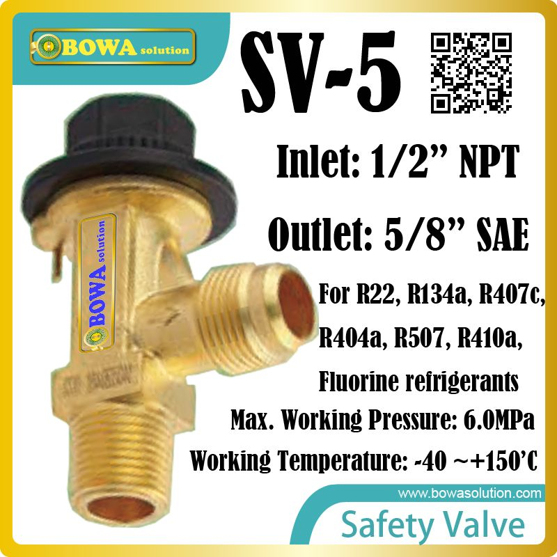 Safety Valves Are Typically Installed On The Top Of Liquid Receiver Or Suction Accumulator Replacing Castel 3060 Safty Valves Relief Valve Safety Valve Valve
